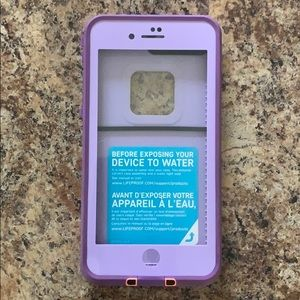 Lifeproof iPhone8 plus phone case